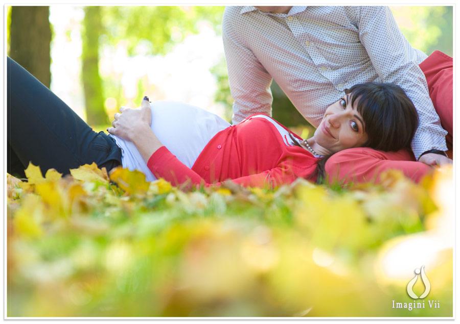 sedinta foto de maternitate