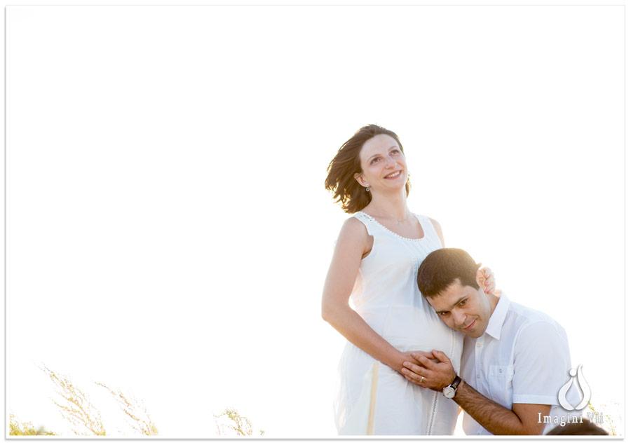 sedinta foto gravidute