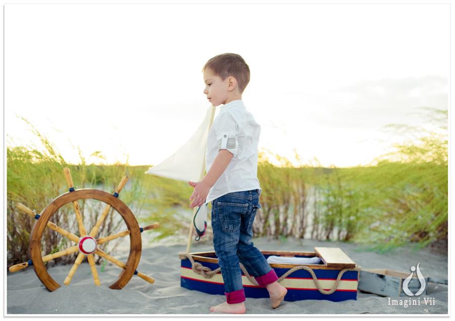 tema marina fotografii copii