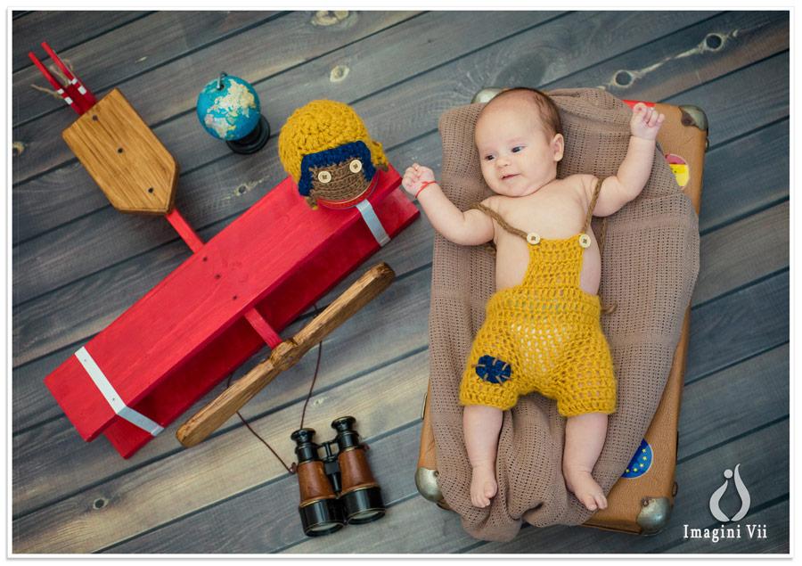 sedinta foto nou nascuti