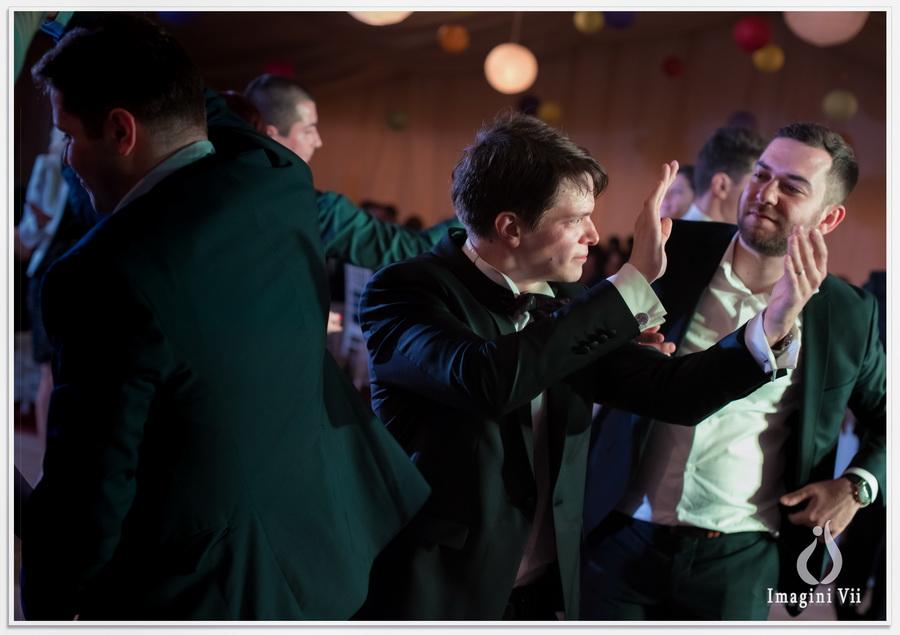 Nunta la cort i do weddings