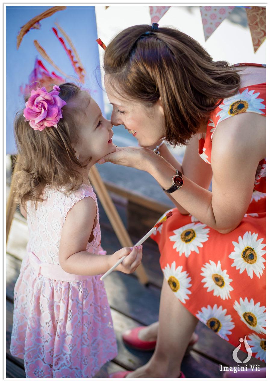 sedinta foto mama fiica