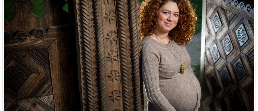 sesiune foto maternitate