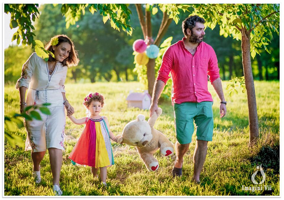 sedinte foto copii familie